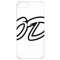 Code White Apple Iphone 5 Classic Hardshell Case by Code