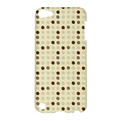 Brown Green Grey Eggs Apple Ipod Touch 5 Hardshell Case by snowwhitegirl