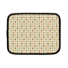 Green Brown Eggs Netbook Case (small)  by snowwhitegirl