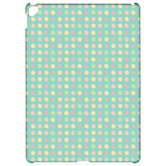 Pink Peach Green Eggs On Seafoam Apple Ipad Pro 12 9   Hardshell Case by snowwhitegirl