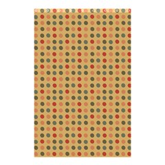 Grey Brown Eggs On Beige Shower Curtain 48  X 72  (small)  by snowwhitegirl