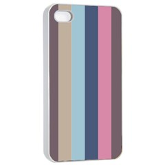 Modern Baroque Apple Iphone 4/4s Seamless Case (white) by snowwhitegirl