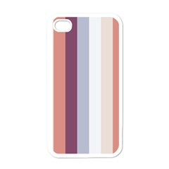 Grape Tapestry Apple Iphone 4 Case (white) by snowwhitegirl