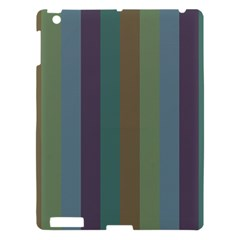 Rainy Woods Apple Ipad 3/4 Hardshell Case by snowwhitegirl