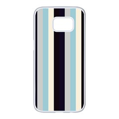 Sailor Samsung Galaxy S7 Edge White Seamless Case by snowwhitegirl