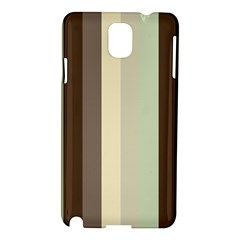 Mint Sunday Samsung Galaxy Note 3 N9005 Hardshell Case by snowwhitegirl