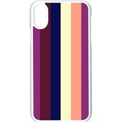 Sisters Apple Iphone X Seamless Case (white) by snowwhitegirl