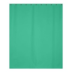 Seafoamy Green Shower Curtain 60  X 72  (medium)  by snowwhitegirl