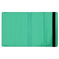 Seafoamy Green Apple Ipad 2 Flip Case by snowwhitegirl