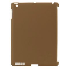 Brownish Apple Ipad 3/4 Hardshell Case (compatible With Smart Cover) by snowwhitegirl