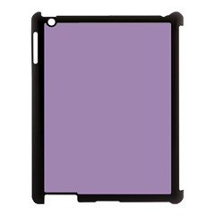 Grape Light Apple Ipad 3/4 Case (black) by snowwhitegirl