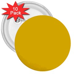 Cheesy 3  Buttons (10 Pack)