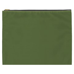Earth Green Cosmetic Bag (xxxl)