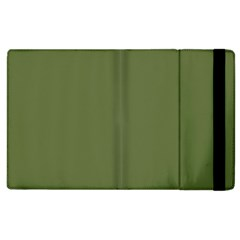 Earth Green Apple Ipad 2 Flip Case by snowwhitegirl
