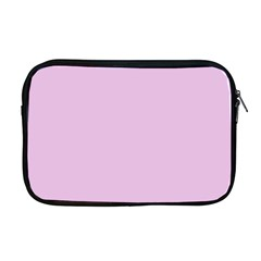 Lilac Star Apple Macbook Pro 17  Zipper Case by snowwhitegirl