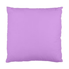 Purple Whim Standard Cushion Case (two Sides) by snowwhitegirl