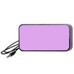 Purple Whim Portable Speaker