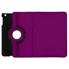 Magenta Ish Purple Apple Ipad Mini Flip 360 Case by snowwhitegirl