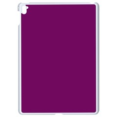 Magenta Ish Purple Apple Ipad Pro 9 7   White Seamless Case by snowwhitegirl
