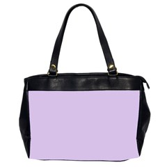 Baby Lilac Office Handbags (2 Sides)  by snowwhitegirl