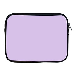 Baby Lilac Apple Ipad 2/3/4 Zipper Cases by snowwhitegirl