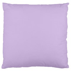 Baby Lilac Standard Flano Cushion Case (two Sides) by snowwhitegirl