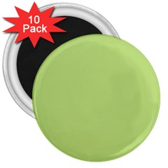 Grassy Green 3  Magnets (10 Pack)  by snowwhitegirl