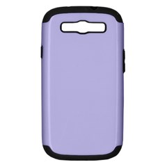 Violet Sweater Samsung Galaxy S Iii Hardshell Case (pc+silicone) by snowwhitegirl