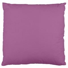 Silly Purple Large Cushion Case (two Sides) by snowwhitegirl