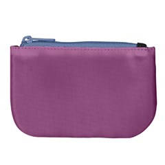 Silly Purple Large Coin Purse by snowwhitegirl
