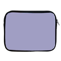 Grey Violet Apple Ipad 2/3/4 Zipper Cases by snowwhitegirl