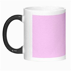 Soft Pink Morph Mugs