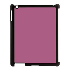 Rose Grey Apple Ipad 3/4 Case (black) by snowwhitegirl