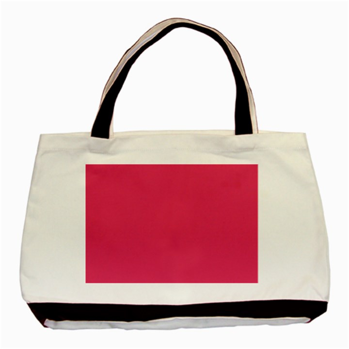 Rosey Day Basic Tote Bag