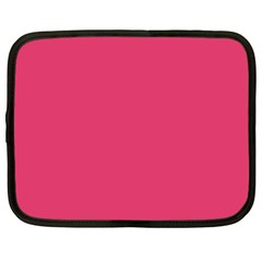 Rosey Day Netbook Case (Large)