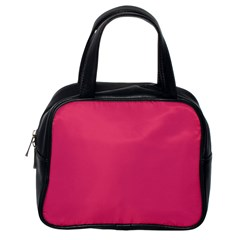 Rosey Day Classic Handbags (One Side)