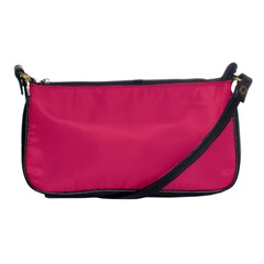Rosey Day Shoulder Clutch Bags