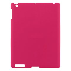 Rosey Day Apple Ipad 3/4 Hardshell Case by snowwhitegirl