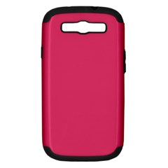 Rosey Day Samsung Galaxy S III Hardshell Case (PC+Silicone)