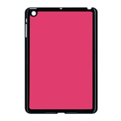 Rosey Day Apple Ipad Mini Case (black) by snowwhitegirl