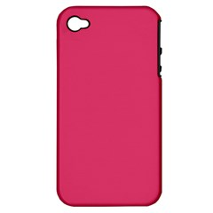 Rosey Day Apple Iphone 4/4s Hardshell Case (pc+silicone) by snowwhitegirl