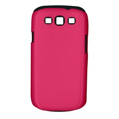 Rosey Day Samsung Galaxy S III Classic Hardshell Case (PC+Silicone)