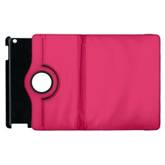 Rosey Day Apple Ipad 3/4 Flip 360 Case by snowwhitegirl