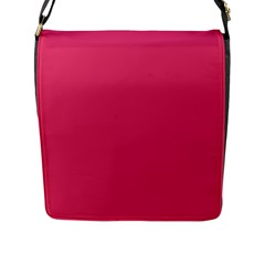 Rosey Day Flap Messenger Bag (L)