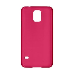 Rosey Day Samsung Galaxy S5 Hardshell Case