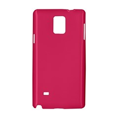 Rosey Day Samsung Galaxy Note 4 Hardshell Case by snowwhitegirl