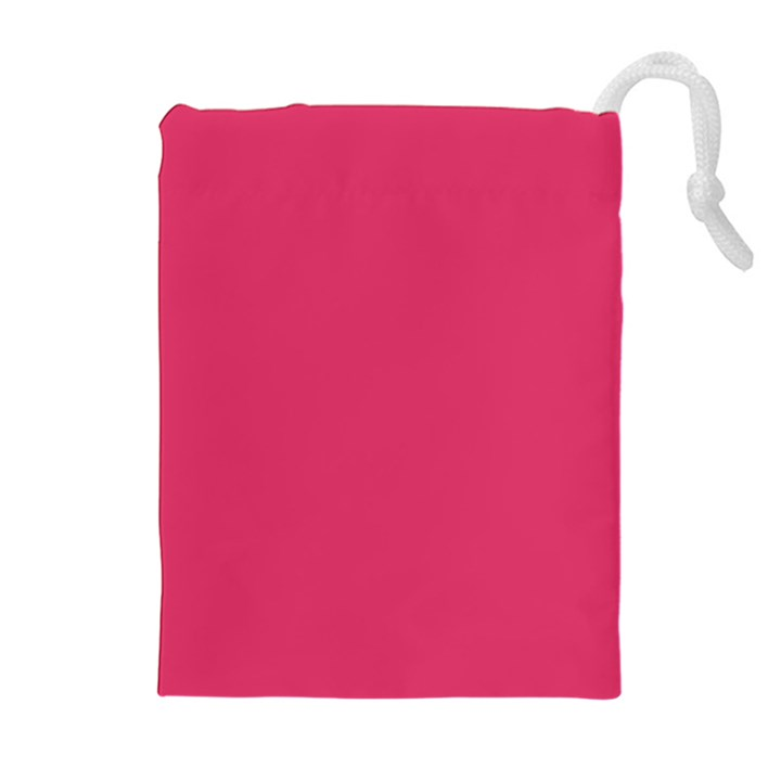 Rosey Day Drawstring Pouches (Extra Large)