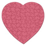 Rosey Jigsaw Puzzle (Heart) Front