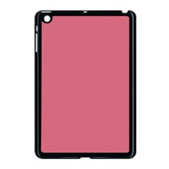 Rosey Apple Ipad Mini Case (black) by snowwhitegirl
