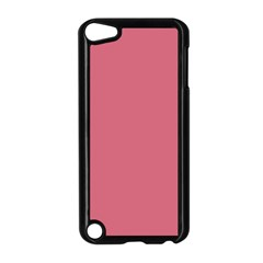 Rosey Apple Ipod Touch 5 Case (black) by snowwhitegirl